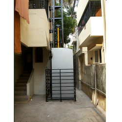 Outdoor Cage Lift