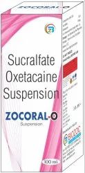 Sucralfate, Oxetacaine Syrup