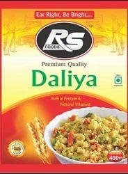 RS Food Organic Wheat Daliya