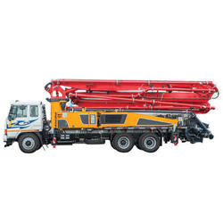 Concrete Pump Truck Rental Services