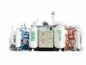 PSA Nitrogen Gas Plants - MS Model