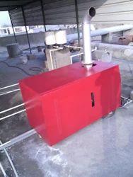 Water Heating Boiler