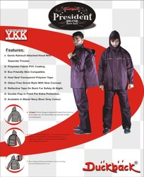 President Rain Coat