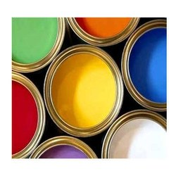 High Gloss Oil Based Paint Decorative Paints, For Exterior, Packaging Type: Bucket