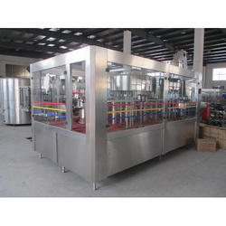 Automatic RFC Filling Machine