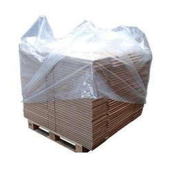 Clear Pallet Cover