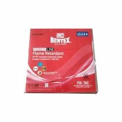 RC Bentex Electrical Wire, Packaging Type: Box