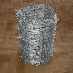 13 Gauge Stainless Steel Barbed Wire, For Fencing