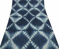 Handmade Tie Dye Cotton Kantha Quilt