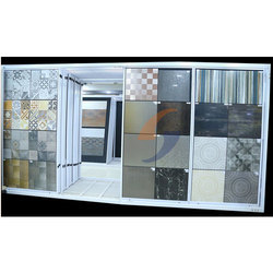 Ceramic Tile Vertical Sliding Stand