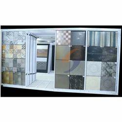 Ceramic Tile Vertical Sliding Stand