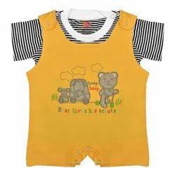 Kids Dungarees Dress