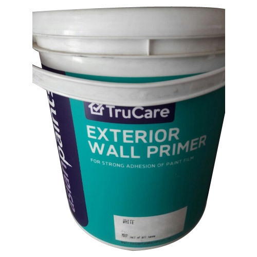 White Asian Paints Exterior Wall Primer 20 Liter Rs 2700 Bucket Id 20337173773
