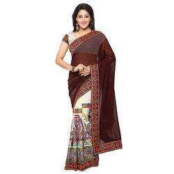 Riva 102 Georgette Saree