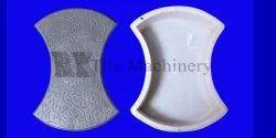 Damru Plastic Paver Mould
