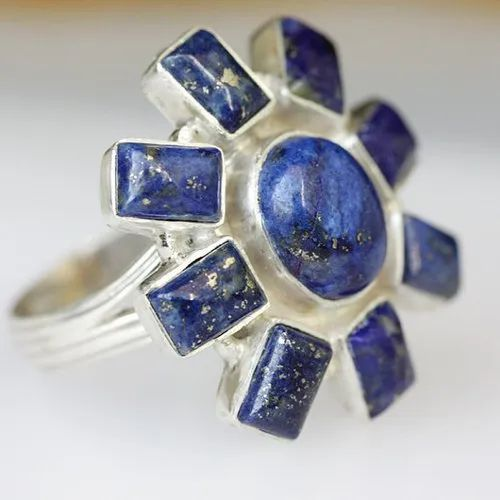 Lapis Lazuli Ring, A Stone Of Protection