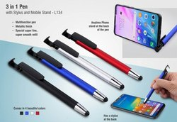 Touch Screen Stylus Pen with Mobile Stand