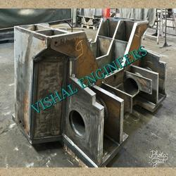 Mild Steel Fabrication Work