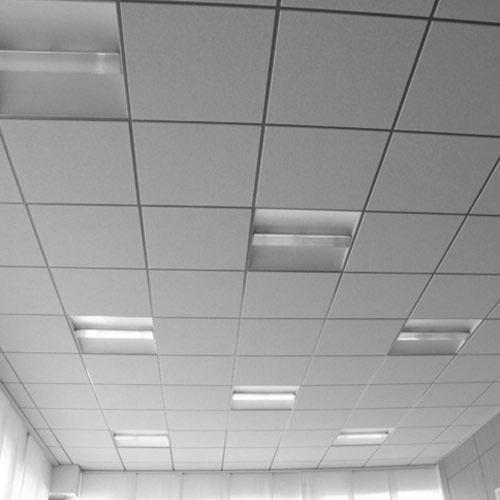 Steel Stainless Steel Aluminum Industrial False Ceiling