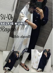 Selfie Kurtis