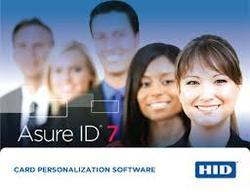 HID Asure ID 7 Card Designing Software