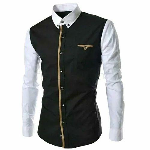 b2620965 Plain NT Fashion Mens Designer Shirt, Rs 350 /piece, Nilesh Tailor ...