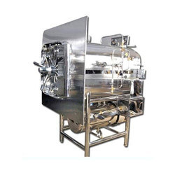 High Pressure Rectangular Horizontal Autoclave