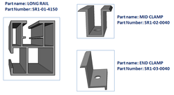 Module Mounting Accessories