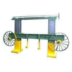 Krishan Bharat Wood Working Trolley Band Saw Machine