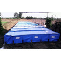 PVC Vermi Compost Beds Portable