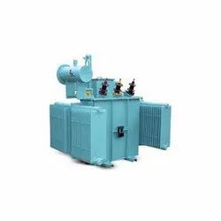 Three Phase Oil Cooled Auxiliary Furnace Transformer
