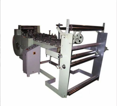 Automatic Paper Bag Making Machines, 220V