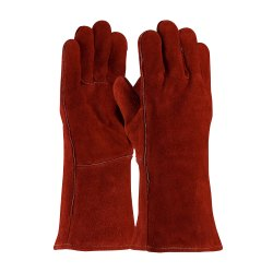 Welder Leather Hand Gloves