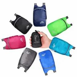 Unisex Multicolor Portable Sports Backpack