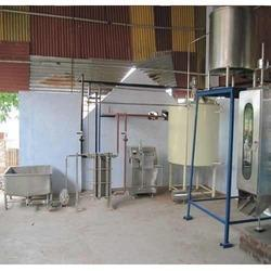 Turnkey Project for Dairy Industry