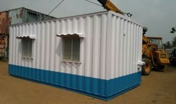 Rectangular Portable Cabins