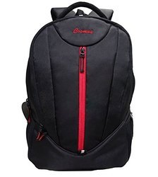 Wine Red Orbit Laptop Backpack Bag