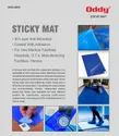 Oddy Sticky Door Mat - 24 Inch x 36 Inch - 30 Sheets / Piece
