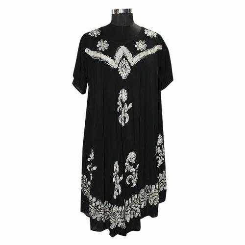 a533b1965 Free Size Printed Half Sleeve Umbrella Dress, Rs 210 /piece | ID ...