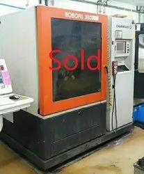 Used Charmilles Cut EDM Machine -Robofill 380
