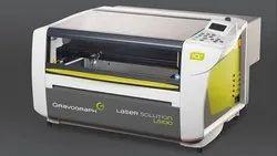 LS100EX CO2 Laser Engraving Machine