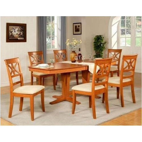 Brown Dining Table Chair