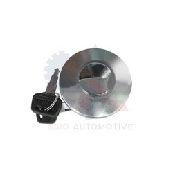 Chrome Fuel Tank Cap Lock for Suzuki Samurai SJ410 SJ413 Sierra Gypsy