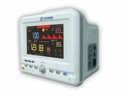 Nidek Aurus 20 Patient Monitor for Hospital