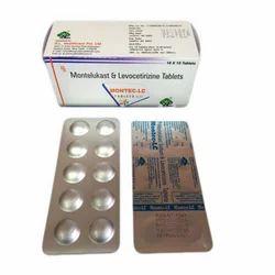 Montelukast And Levocetirizine Tablets