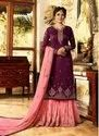 Kritika Kamra Style Wedding Sharara Suit