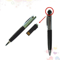 Leather Pen With USB Pendrive