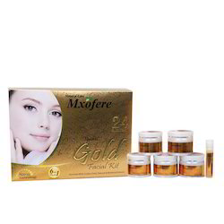Mxofere Gold Facial Kit