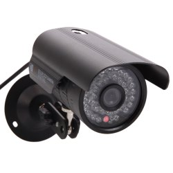 Day & Night Vision HD CCTV Bullet Camera, For Indoor Use