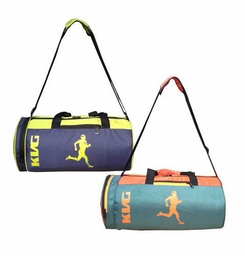 d1a4c4656d2429 KVG Fashion Stylish Gym Bag GBDR57, Rs 719 /set, KVG Fashion | ID ...